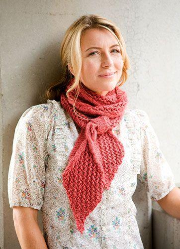 Safina | Knitting patterns free scarf, Scarf knitting ...