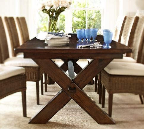 Dining Table Toscana Pottery Barn Dining Table