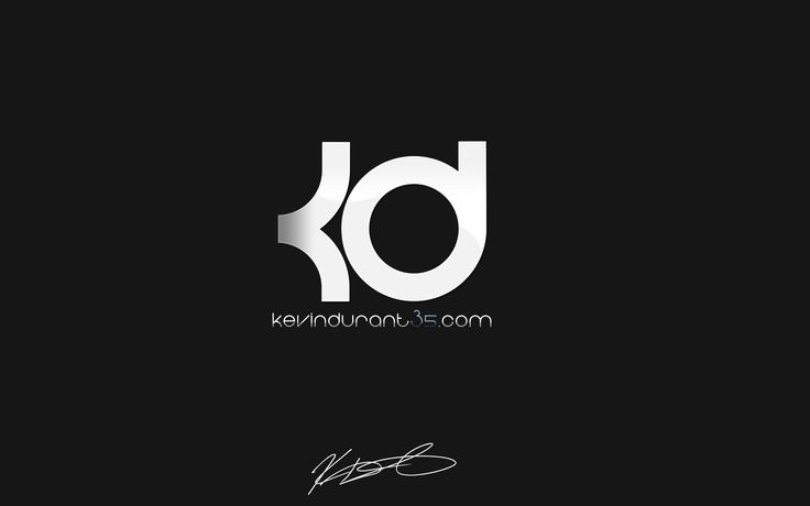 Kevin Durant Logo | sports wallpapers | Pinterest | Kevin durant ...