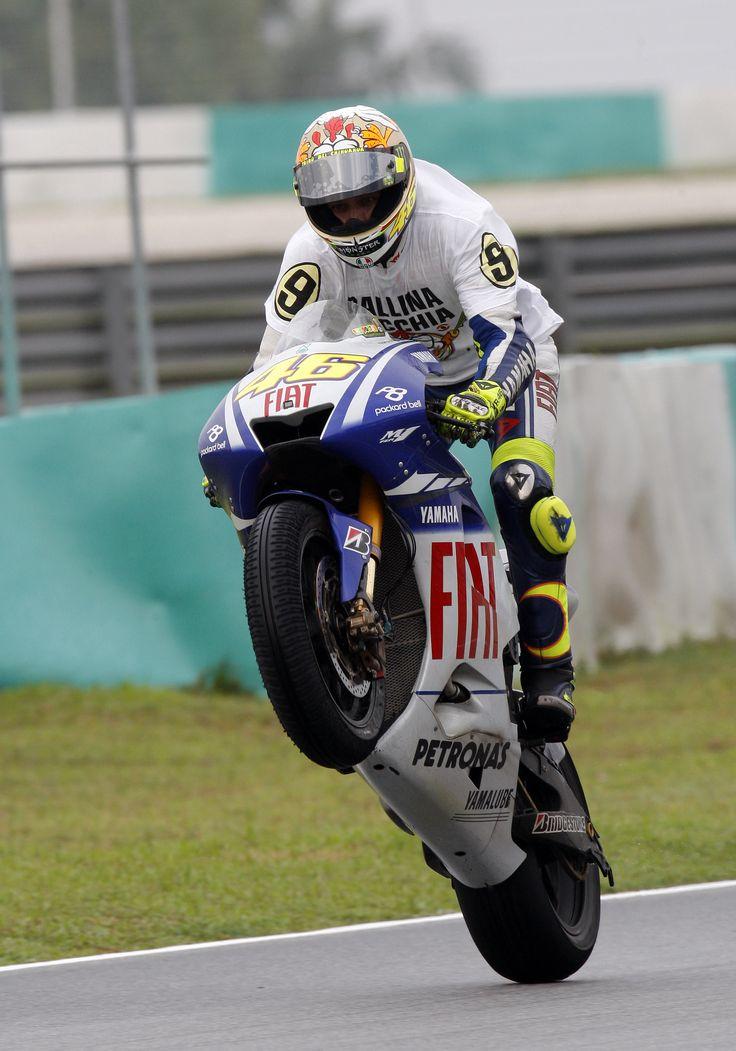valentino rossi | Valentino Rossi 2009 World Champion