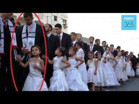 Cette petite mariée de 8 ans est morte pendant sa nuit de noces - France 365 - YouTube
