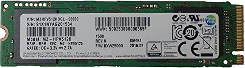 Samsung SM951 512GB AHCI MZHPV512HDGL-00000 M.2 80mm PCIe 3.0 x4 SSD - OEM, Model: MZHPV512HDGL-00000, Electronic Store & More