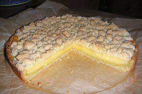 Streuselkuchen mit Pudding (Rezept mit Bild) von Seelenschein   Chefkoch.de