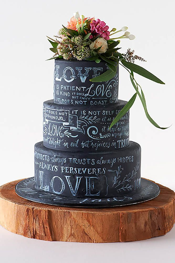 Making a cake look like a chalkboard is really clever. Lots of potential for this idea. Would be lovely to make a mini cake for a teacher using this technique