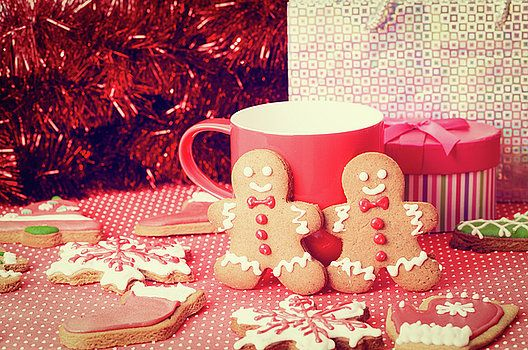 Christmas homemade gingerbread cookies by Nadya&Eugene Photography #Christmas #Gingerbread #NadyaEugenePhotography #Christmascookies