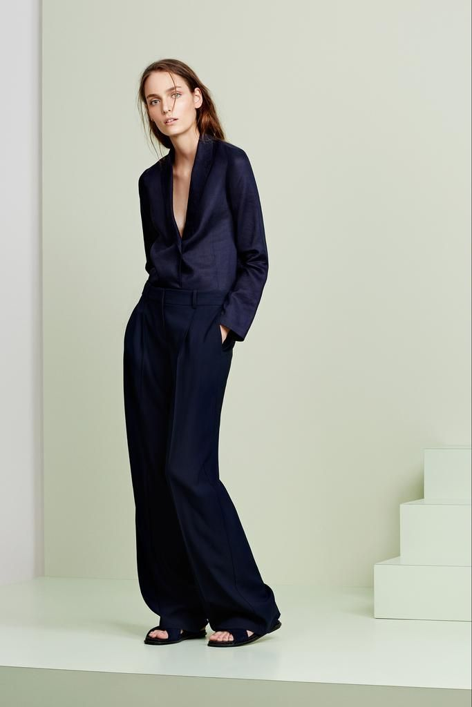 Theory Spring 2015 Ready-to-Wear - Collection - Gallery - Look 3 - Style.com