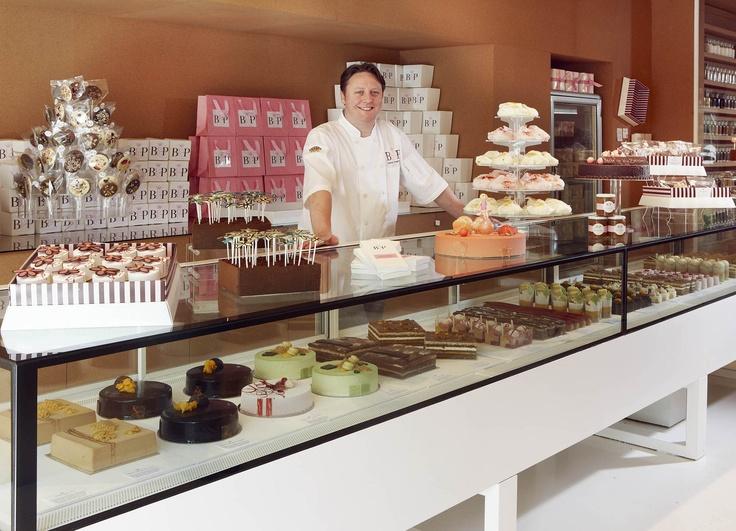 Darren Purchese Pastry Chef Owner Burch & Purchese Sweet Studio