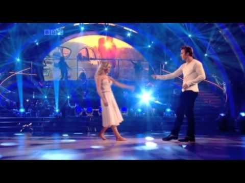 Julianne Hough &  Kenny Wormald Footloose 2011, Strictly Come Dancing Results