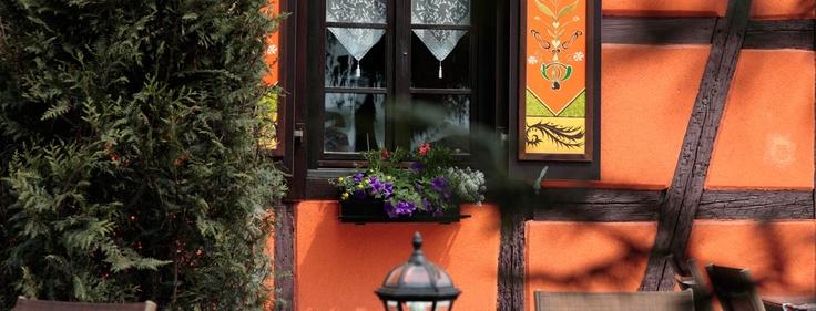Brasserie Restaurant Plobsheim Alsace Auberge du Moulin - Restaurant Auberge du Moulin