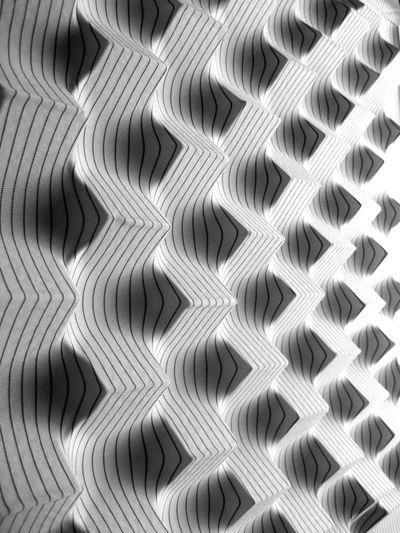 Fabric Sculpture by Rowan Mersh