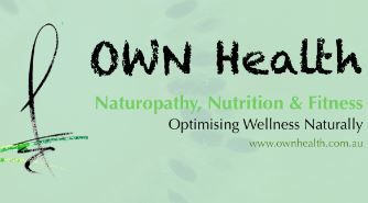 """OWN Health Naturopathy in McDowall, QLD.  """"When health is absent, wisdom cannot reveal itself, art cannot manifest, strength cannot fight, wealth becomes useless, and intelligence cannot be applied."""" - Herophilus Stockists of Mygen Health Fertility Formulas.  Practitioner is Mikaela Felstead - Naturopath and Nutritionist."""