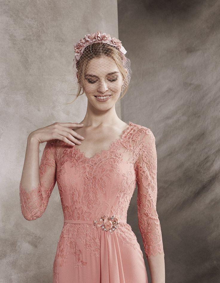 34 mejores imágenes de EVENING DRESSES en Pinterest | Vestidos de ...