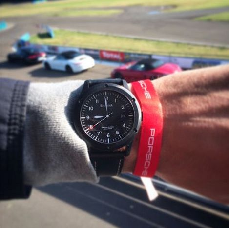Sismeek, for extreme driving! #Porsche #Sismeek #extremewatch