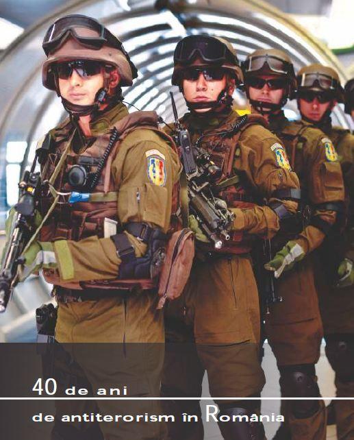 40 de ani de antiterorism în România