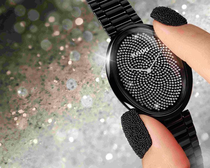 Nuevo reloj Rado Esenza Touch para mujer: Visuales del nuevo reloj Rado Esenza Touch Fibonacci de edición limitada.