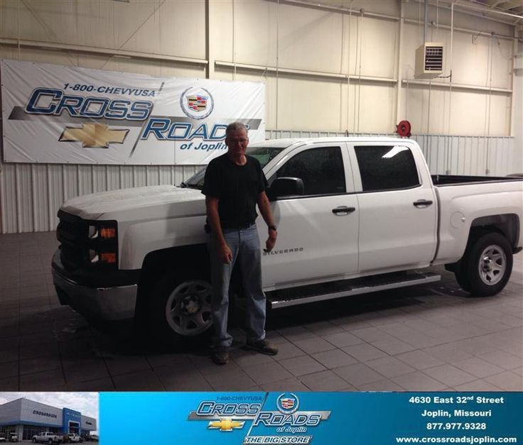 Congratulations to Stanley Duggar on your #Chevrolet #Silverado 1500 purchase from Solomon Bellis at Crossroads Chevrolet Cadillac! #NewCar