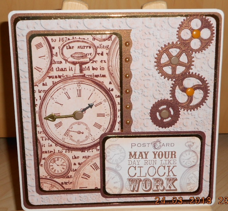DoCrafts Chronology Card by: Clembun