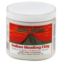 How Aztec secret works Indian healing clay clays have been used for centuries to beautify and refresh when used as a facial mask. Cleopatra used clay from the Nile River and the Arabian Desert over 1800 years ago, as part of her beauty ritual. German and roman spas have been using clay packs and treatments in the spas they built 4,000 years ago. Many of these spas still exist and use clay even tod
