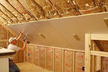 Installing Rigid Foam Insulation On Interior Walls Or
