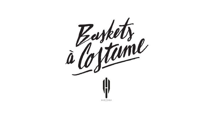 Baskets à Costume - Heritage-Paris Illustration: La Courtoisie Créative  #heritageparis #heritage #sneakers #kicks #shoes #baskets #luxury #basketacostume