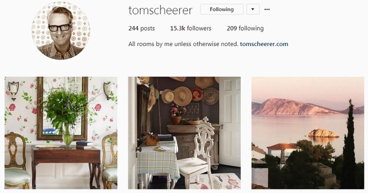 Top 100 Best Interior Designers In The World To Follow On Instagram: Tom Scheerer ➤ To see more news about Luxury designs visit us at http://www.covetedition.com/ #interiordesign #covetedmagazine #luxurylifestyle #interiordesign #tomscheerer @CovetedMagazine @tomscheerer