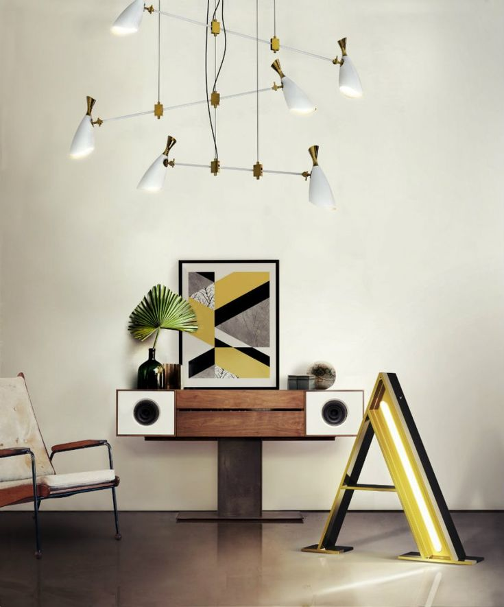 Creative And Unique – Mid-Century Marquee Lights For Your Home #MarqueeLights #MidCentury #Lighting @DelightFULLL http://mydesignagenda.com/creative-unique-mid-century-marquee-lights-home/