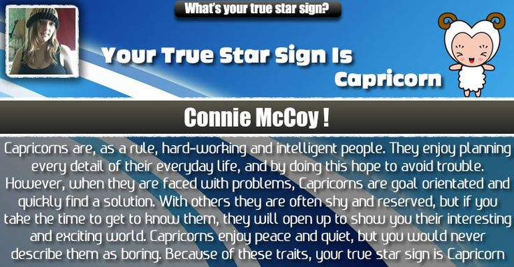 What Is Your True Star Sign? Let's see What Is Your True Star Sign. I was born in April....wft? lol