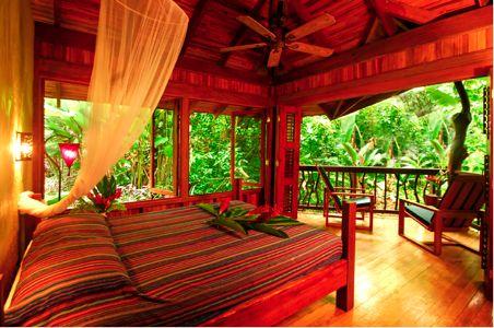 Honeymoon at the Playa Nicuesa Rainforest Lodge in Coata Rica