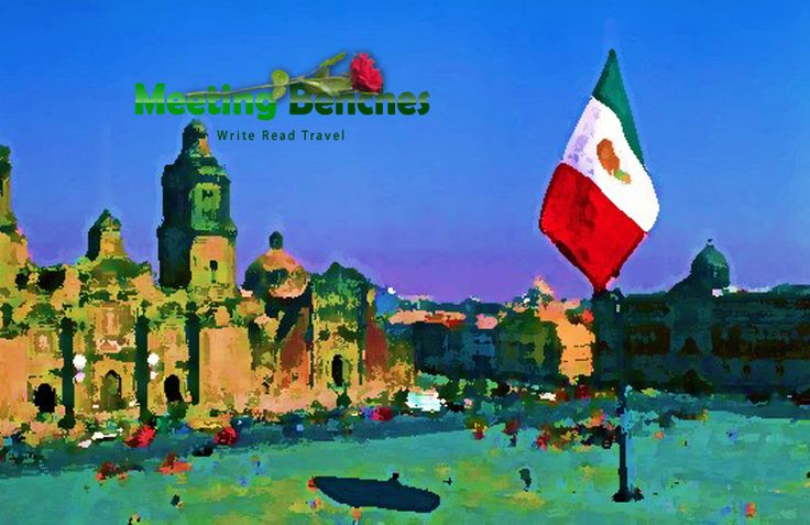 MEETING BENCHES /AUTHOR'S TRAVEL – Evolution of Mexican art from murals to surrealist art - Meeting Benches