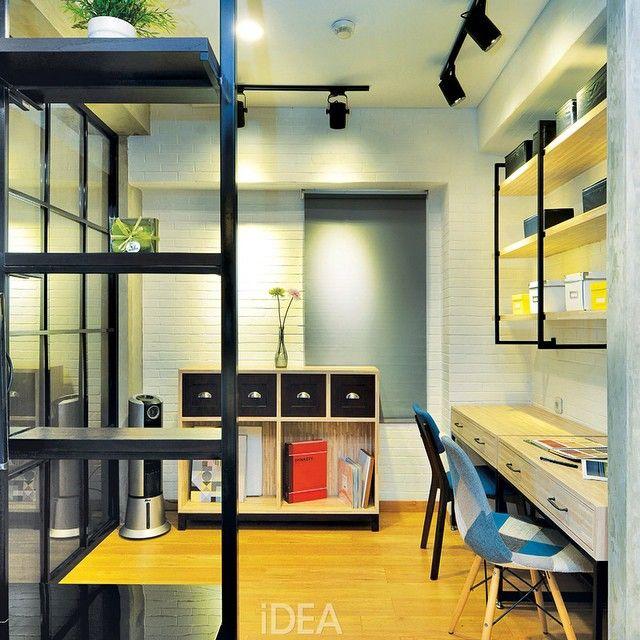 Apartemen 28 M2 Ini Tidak Takut Menggunakan Warna Hitam Simak Tipsnya Agar Ruang Kecil Terlihat