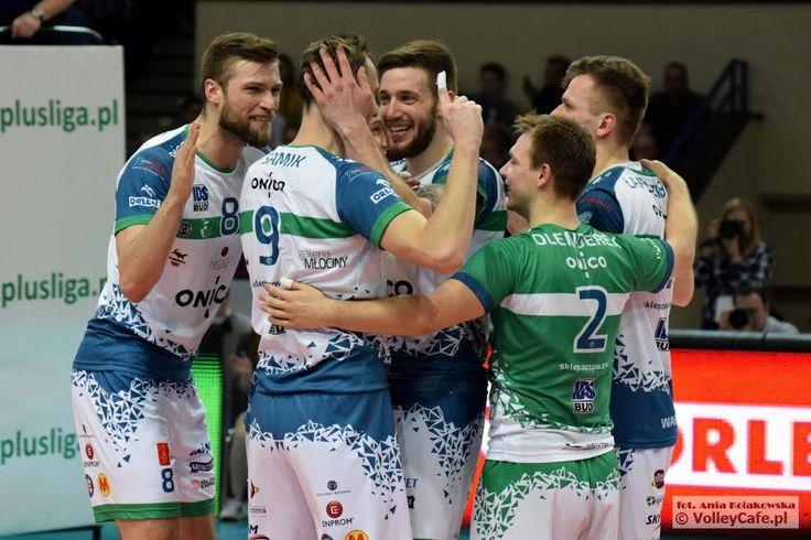 ONICO AZS Politechnika Warszawska #volleyball #volley #emotions #pallavolo