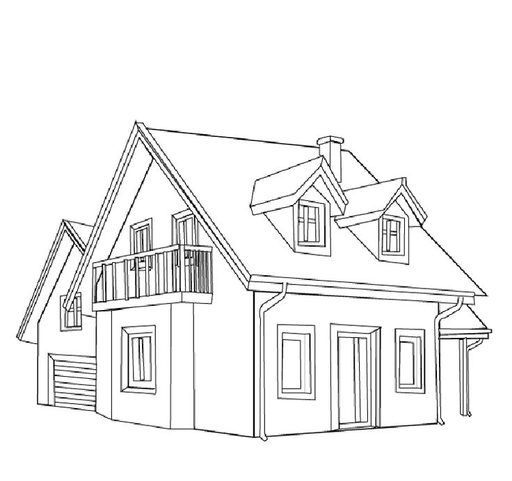 House Coloring Pages For Kids House Colouring Pages Coloring Pages For Kids Free Kids Coloring Pages