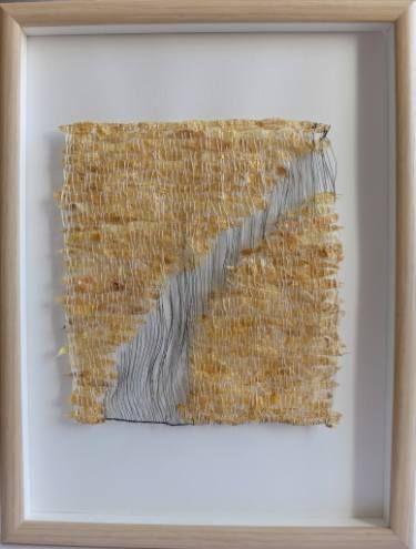"""Saatchi Art Artist Ana Montoya; Sculpture, """"Cascada"""" #art"""