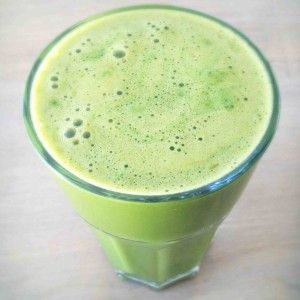 Cleansing Cucumber Carrot Juice