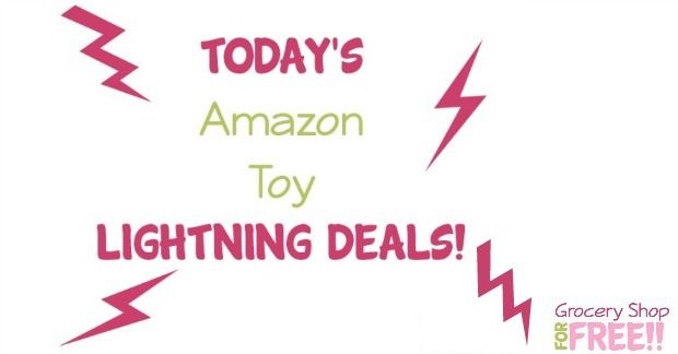 Todays Amazon Toy Lightning Deals!