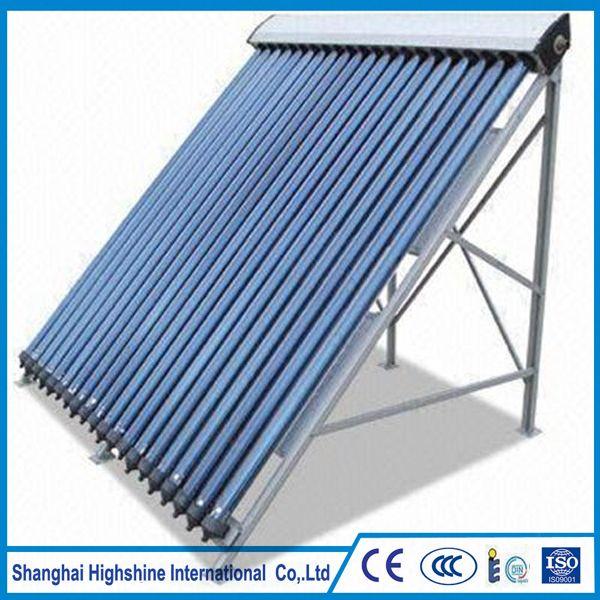 Digital vcuum tube solar collectors Pressure Copper Heat Pipe Evacuated Tube Solar Collector