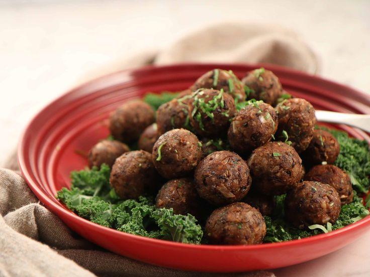 Julens bästa vegobullar, Siri Barjes recept | Recept från Köket.se