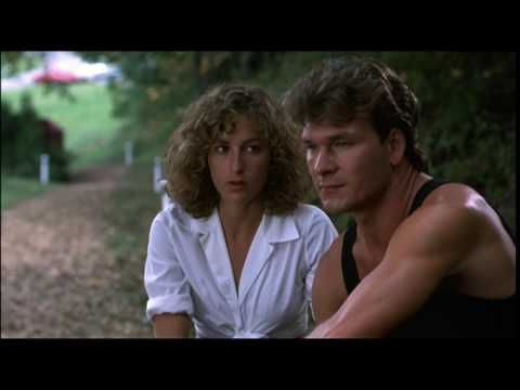 Patrick Swayze Talks About the making of  DIRTY DANCING 1987 - YouTube