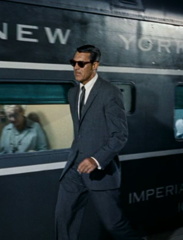 Cary Grant in 'North by Northwest' (1959)