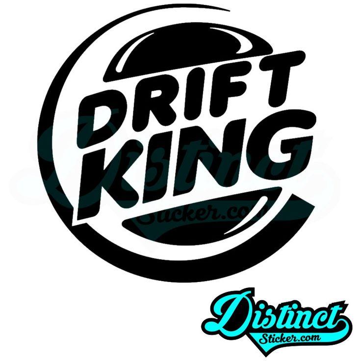 23 best drift sticker images on pinterest sticker stickers drift king sticker sciox Gallery