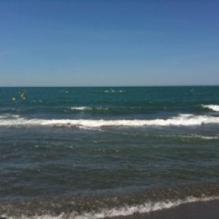 Rincon de la Victoria'Beach.A great place!!