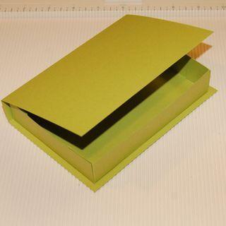 tutorial on making card holder box - bjl
