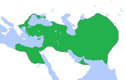 Localização de Império Persa
