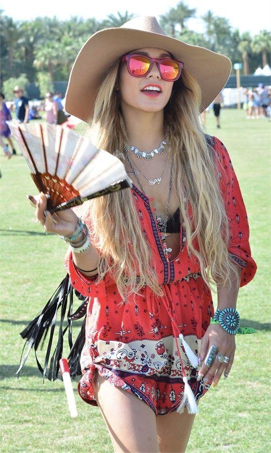 Look da Coachella, le star insegnano - VanityFair.it