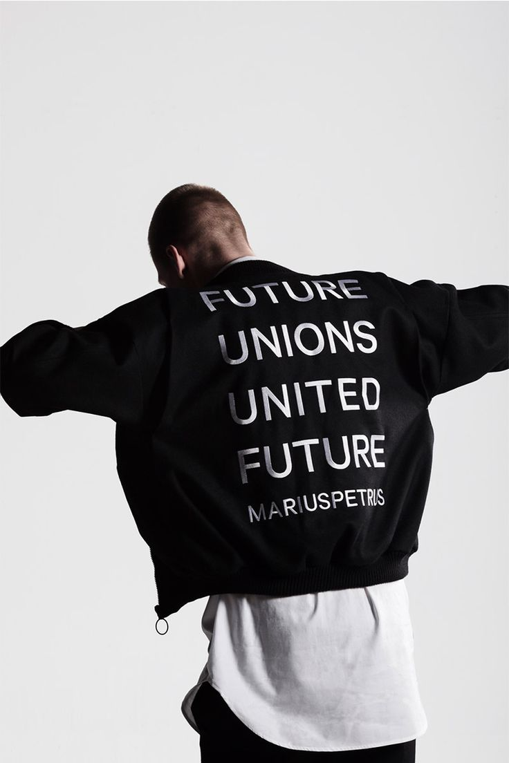 The new collection entitled 'Future Unions, United Future' is about returning to the essentials– of the brand, of menswear. Redefining and refining a range of MariusPetrus' staples such as the suit and the bomber jacket, both inside and... »