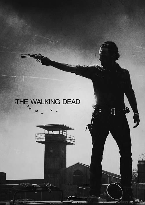 Rick Grimes, The Walking Dead  ..Dead Night, one of my favorite nights!