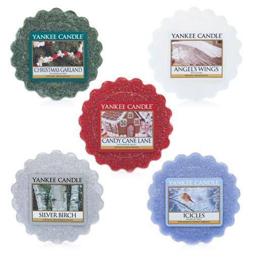 Sweety Reviews: Yankee candle - alla scoperta delle fragranze natalizie 2014