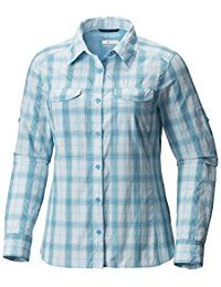 New Columbia Women's Silver Ridge Lite Plaid Long Sleeve Shirt online. Find the perfect Sixother Tops-Tees from top store. Sku LCZU60787RQRN83863