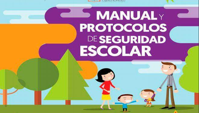 Manual Y Protocolos De Seguridad Escolar - Portal Educativo