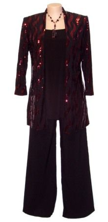 Limited edition.    Fabulous evening jacket featuring cherry sequined trim. Unstructured roll neck collar.    Designed to dazzle.    $159.95 (AUD)